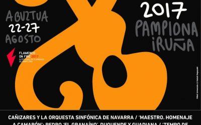 En agosto Pamplona capital del Flamenco