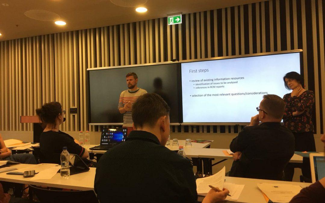 2º Seminario del proyecto Rroma Civil Monitor en Budapest