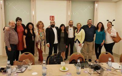 Reunión RIO-Open Society y Khetane en Sevilla