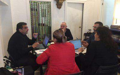 Seminario de la coalición en el Estado Español del proyecto Rroma Civil Monitor en Madrid