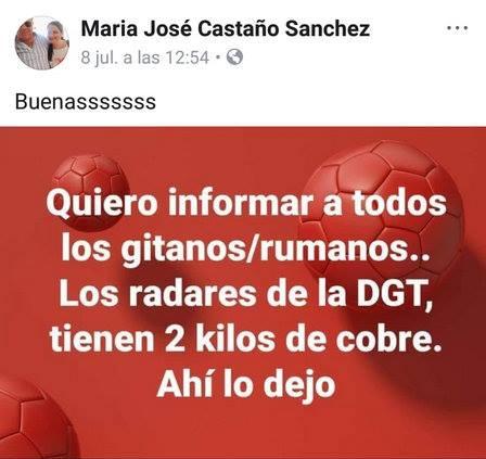 El PSOE de Sevilla expulsará a una concejala de Marinaleda por un comentario antigitano en redes sociales