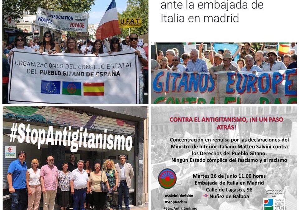 El Parlamento de Navarra expresa su rechazo por las medidas anunciadas por el Ministro del Interior italiano contra la población romani