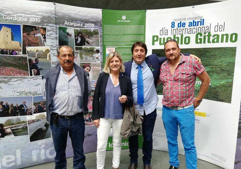 """El Parlamento de Navarra muestra """"Ríos de Memoria"""""""