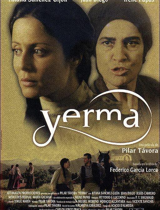 Yerma, de la directora de cine gitana, Pilar Távora