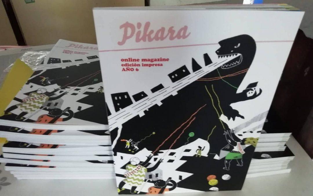 Presentación Pikara en La Ingobernable, Madrid