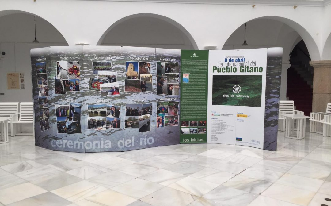 Ríos de Memoria se expone en la Feria Chica de Mérida