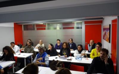 Presentación del Informe Anual contra el Antigitanismo de Rromani Pativ