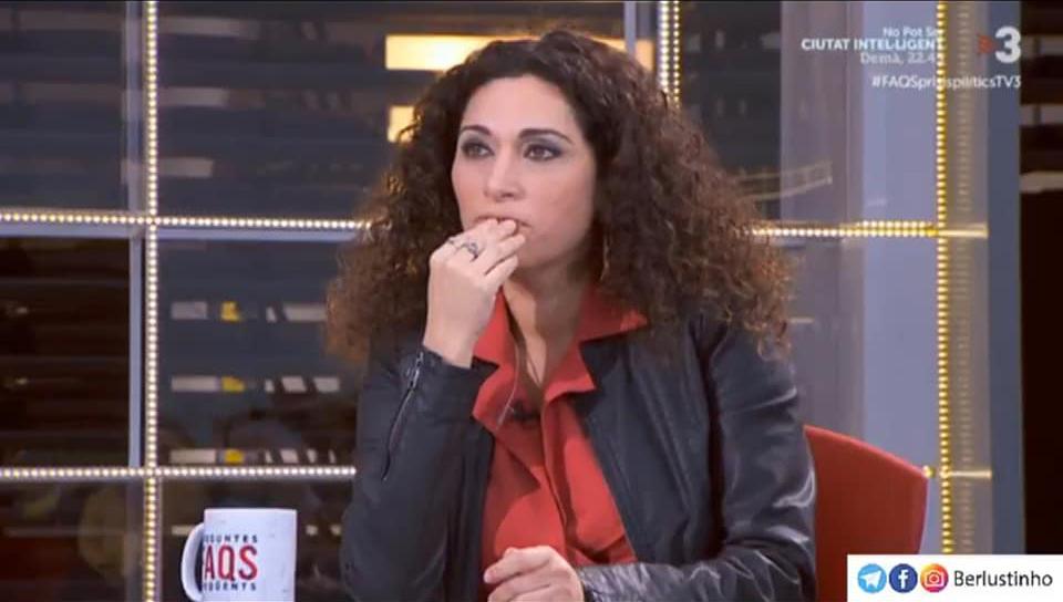 Pastori Filigrana habla de antifascismo, feminismo de clase y derechos fundamentales con respeto en TV3