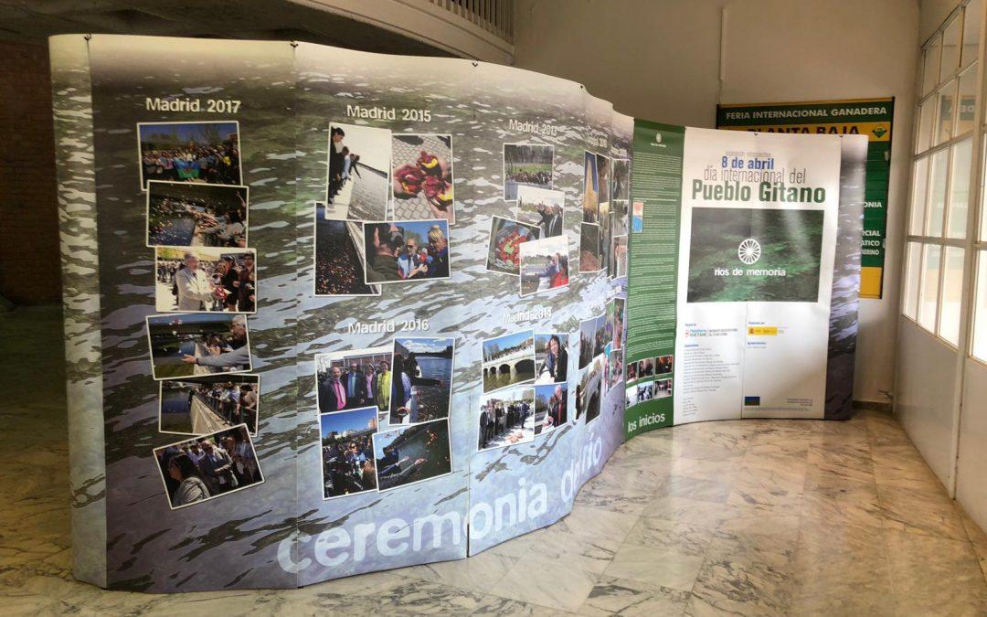 FAGEX lleva la Exposición Rios de Memoria a Zafra