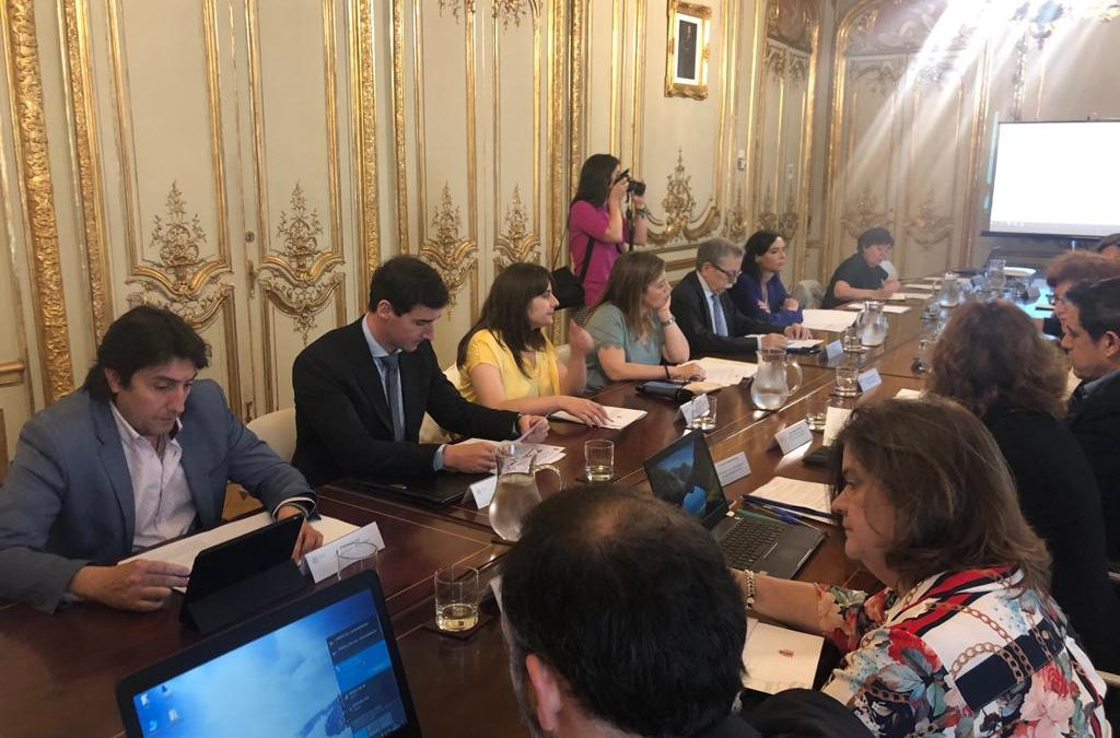 El Consejo Estatal del Pueblo Gitano presente en la reunión de la Comisión de Seguimiento del Acuerdo Interinstitucional contra el Racismo, la Xenofobia, la LGTBIfobia y Otras Formas de Intolerancia