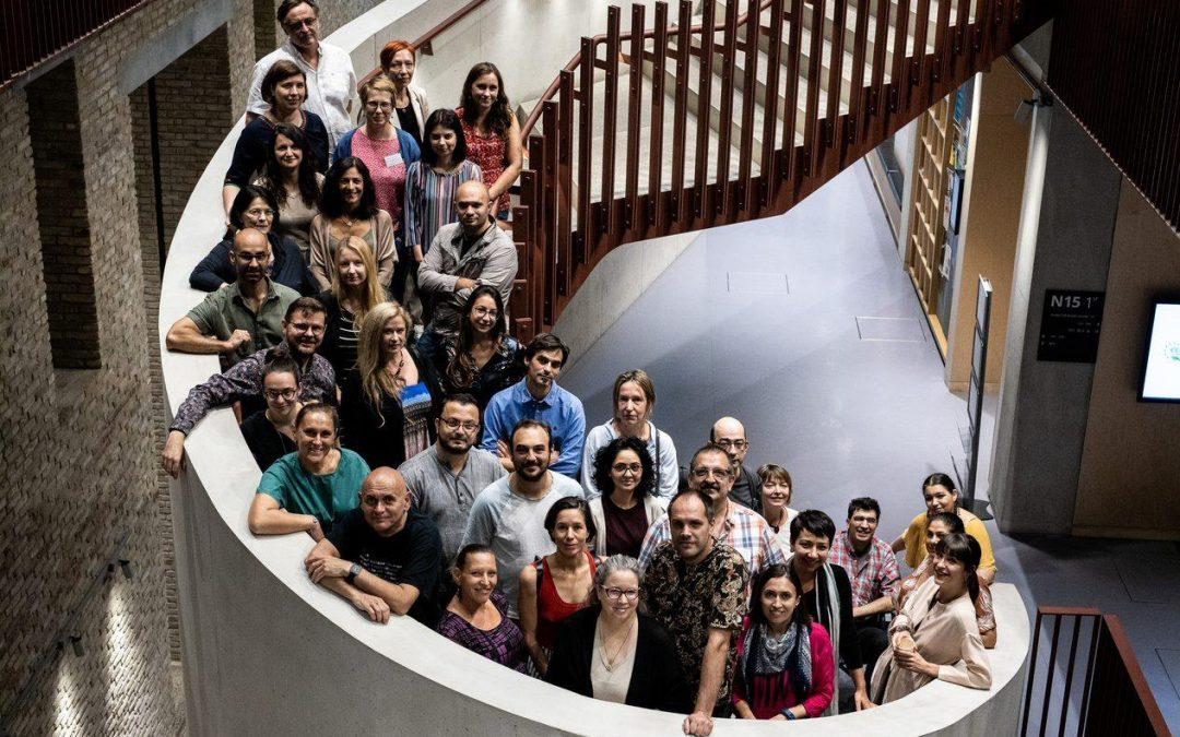 La Plataforma Khetane participa en el segundo Workshop del programa Rroma Civil Monitor en Budapest