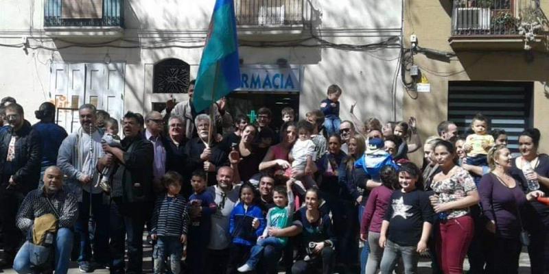 Coronavirus, distància familiar i economia submergida enfonsen les llars gitanes a Barcelona