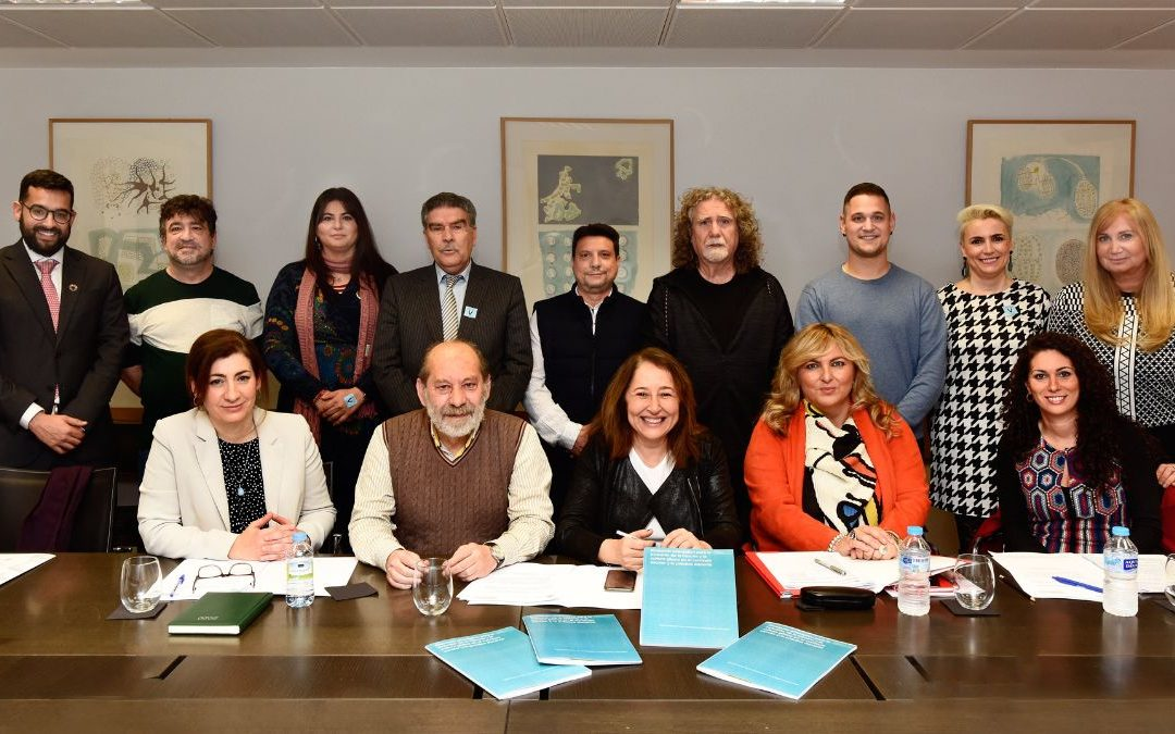Se presenta un protocolo para la inclusión de la historia y la cultura gitana en el currículo escolar