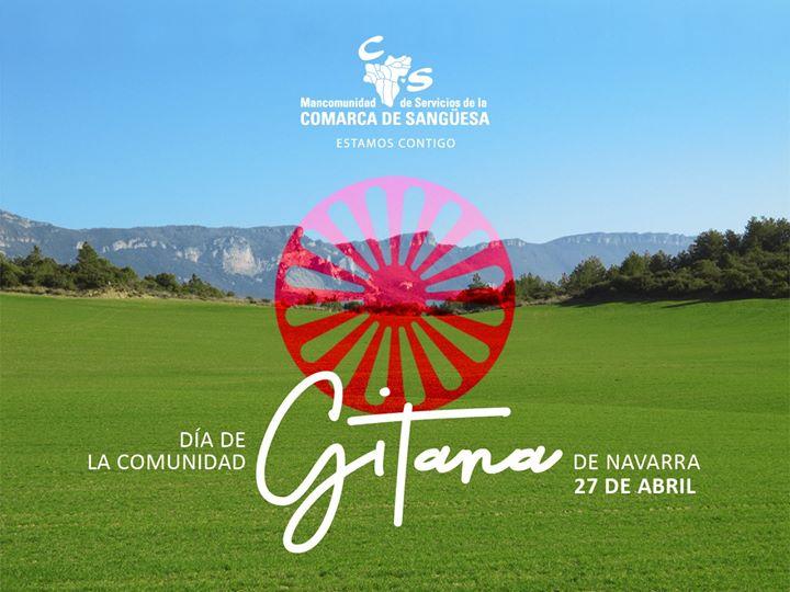 El Pueblo Gitano de Navarra celebra un año más el 27 de Abril