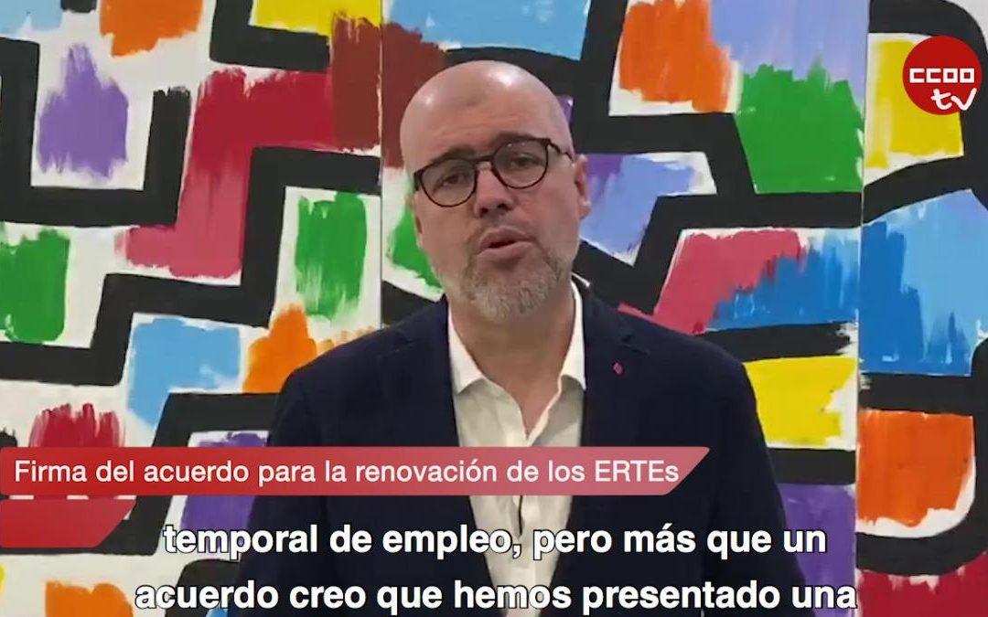 CCOO se pronuncia contra el antigitanismo informativo y da las condolencias a la familia del primo Manuel de Rociana