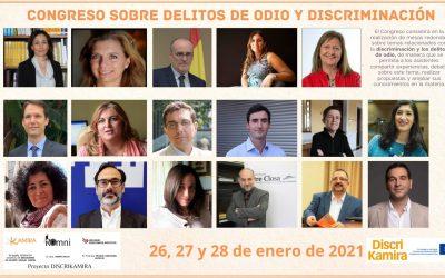 II Congreso de Discrikamira sobre Delitos de Odio y Discriminación