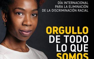 Semana Antirracista del Ministerio de Igualdad con motivo del 21M 2021