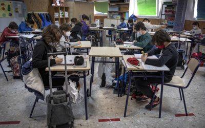 Un estudio alerta de que España es el tercer país de la OCDE con más colegios gueto