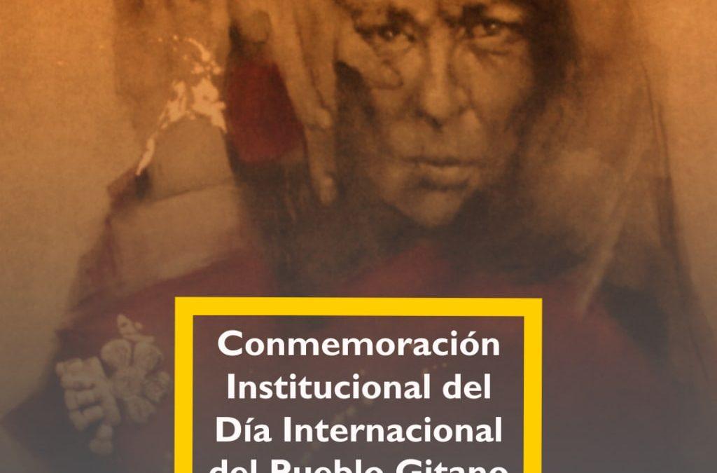 El Acto Institucional del Día Internacional del Pueblo Gitano contará con intervenciones de los tres diputados gitanos y la nueva Ministra de Derechos Sociales y Agenda 2030 Ione Belarra