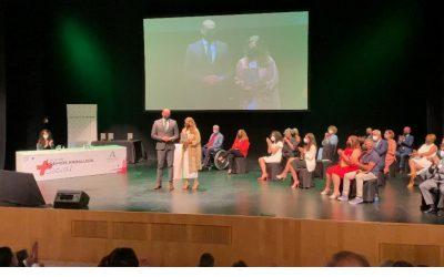Kamira recibe el premio Andalucía + Social por sus buenas prácticas en la atención de personas en riesgo de exclusión social