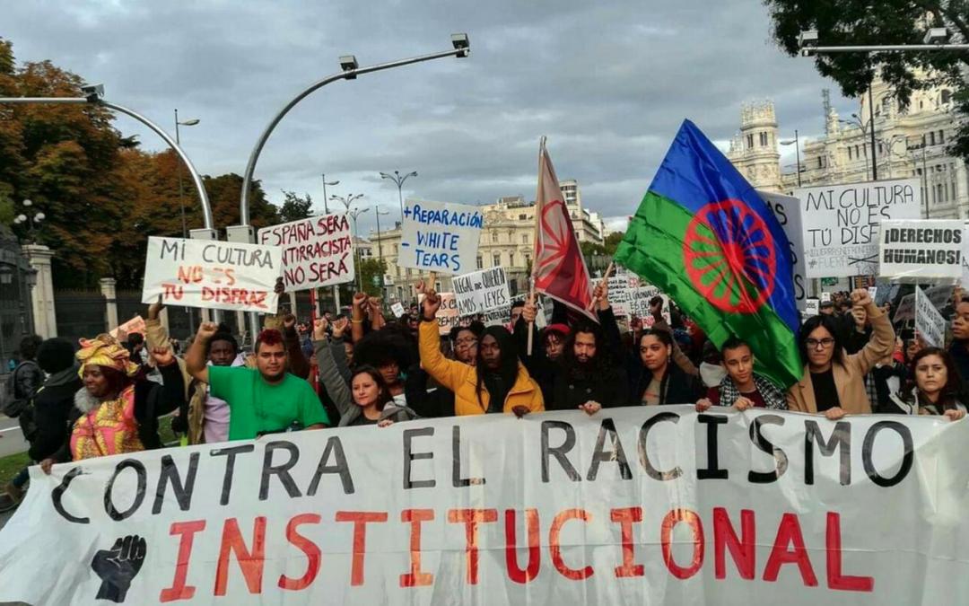 Violencia policial y racismo de estado, lo que España no quiere ver